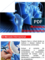Clase Mercado Internacional