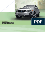 2012 Volvo XC60 Owners Manual