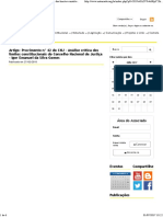 Artigo_ Provimento Nº 42 Do CNJ - Análise Crítica Dos Limites Constitucionais Do Conselho Nacional de Justiça - Igor Emanuel Da Silva Gomes - Colégio