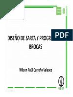 Diseño de Sarta y Seleccion de Brocas