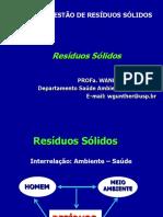 AULA 1 - Resíduos Sólidos - Conceitos Básicos_2016