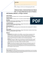 Impact of the Good Behavior Game  - Poduska 2008.pdf