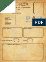 Scheda Del Personaggio Lultima Torcia Alta Qualitc3a0