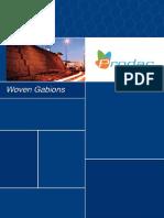 Catálogo de Gaviones Tejidos PRODAC (Inglés).pdf