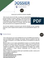 Dossier Ejecutivo Ernesto Rivero
