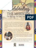 Celebrating the Merikins
