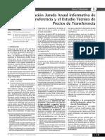 Declaracion Anual Informativa