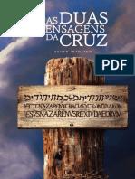 Newsletter as Duas Mensagens Da Cruz Miolo e Capa