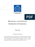 Mechanical and Swelling Properties of Hydrogel.pdf