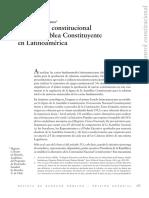 Revista Uchile Reformas Constitucionales Fco Soto