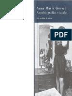 Autobiografias Visuales Del Archivo Al Indice