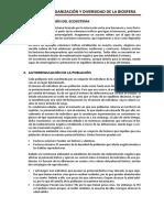 Tema-5-Organización y Diversidad de La Biosfera
