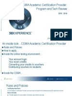 CSWA Academic Certification Provider_ Program and Tech Review