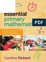Essential Primary Mathematics