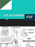 sacramentos catolicos