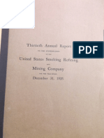 USSRMco Annual Reports 1935-1964