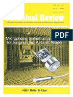 TECHNICAL REVIEW_ No. 4 1980 Microphone Selection and Use for Engine and Aircraft Noise (Bn1682)