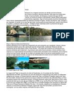 Biotopo Protegido Chocón Machacas