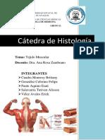 Tejido Muscular - Exposicion 2