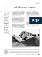 Earth Sheltered Houses