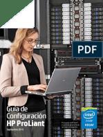 Guia Configuracion Proliant 2015 Septiembre