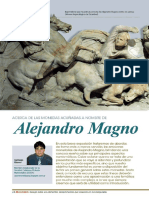 Acerca de Las Monedas Acuñadas a Nombre de Alejandro Magno