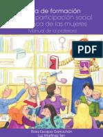 Guía profesorado participación de la mujer