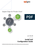 ApigeeEdgePrivateCloud Install Config Guide v3