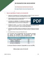 Les Nouveautes Fiscalité de La Loi de Finances 2016