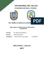 informe 3 termica