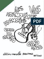 Grilles Harmoniques Vol 6 ED 1