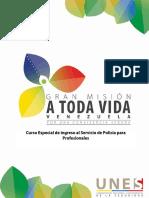 Vértice Misión a Toda Vida a Venezuela