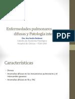 Patología Intersticial