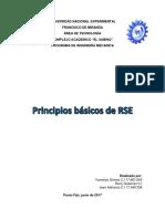 Principios basicos de RSE