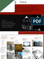 Sistemas Constructivos Como Respuesta a Las Condiciones Del Lugar y El Medio Ambiente