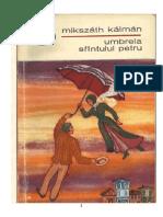 Kálmán Mikszáth - Umbrela Sfantului Petru v1.0.doc