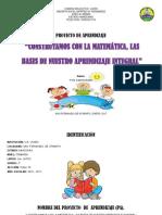 PROYECTO DE APRENDIZAJE -2° LAPSO BRIGITTE