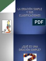 laoracinsimpleysusclasificaciones-140507101844-phpapp01