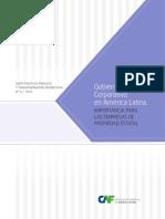 Gobierno Corporativo en America Latina Empresa de Gobiern