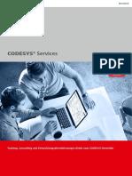CODESYS Services En