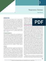 Respiratory Distress in Pediatics