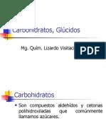 13. Carbohidratos, Glucidos