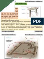 CONSTRUCCIONES I Clase 7 Procedimientos Constructivos