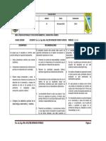 Plan de de Apoyo Química 2013