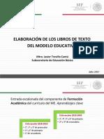 PRESENTACIÓN LIBRO DE TEXTO