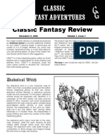 Osric - Cfr0102 - Classic Fantasy Review, Issue 2