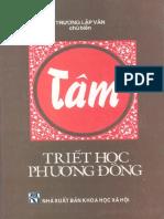 Tâm Triết Học Phương Đông - Trương Lập Văn