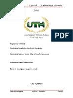 Tarea de Estatica 1_segundo Parcial_carlos Paredes Fernandes_cuenta 200610820038