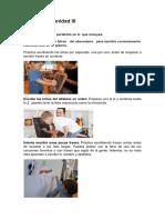 Actividad III Practica Docente II