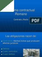 Sistema Contractual Romano Tema 17 Pero Completo